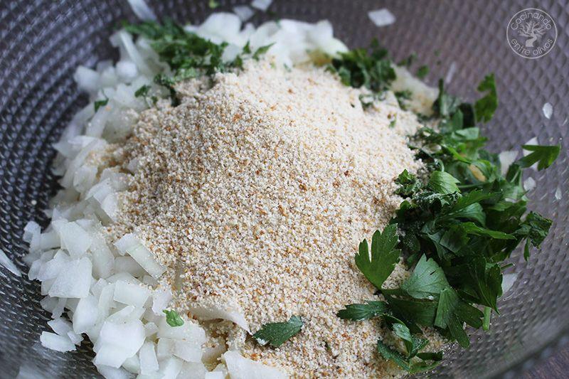 Albóndigas griegas de calabacín receta (10)