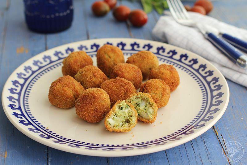 Albóndigas griegas de calabacín receta (2)