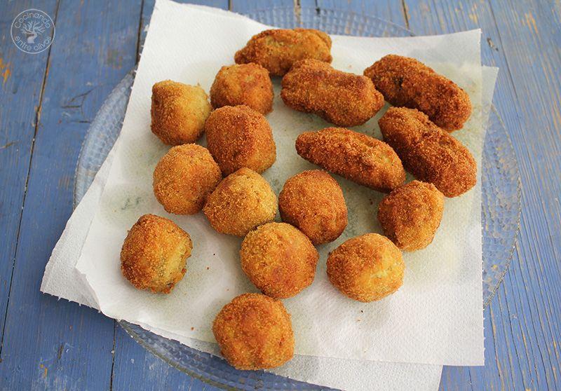 Albóndigas griegas de calabacín receta (23)