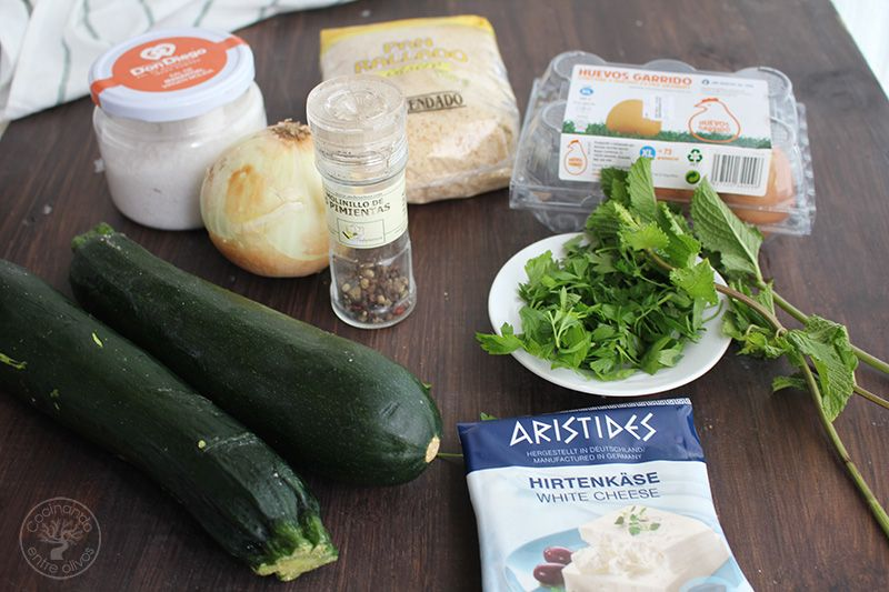 Albóndigas griegas de calabacín receta (3)