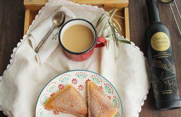 Bizcocho en sandwichera receta (2)