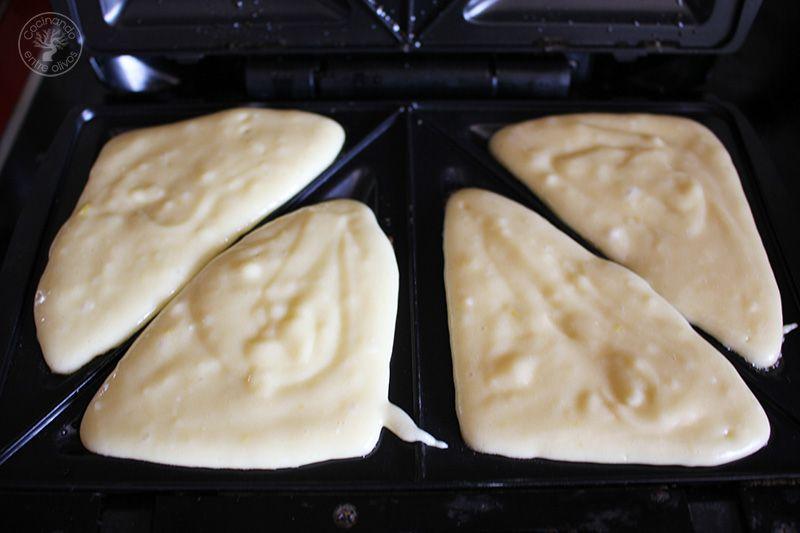 Bizcocho en sandwichera receta (20)