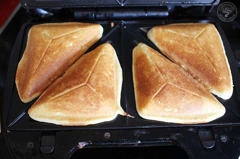 Bizcocho en sandwichera receta (21)