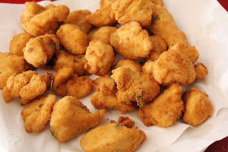 Como hacer Pollo empanado www.cocinandoentreolivos.com (1)