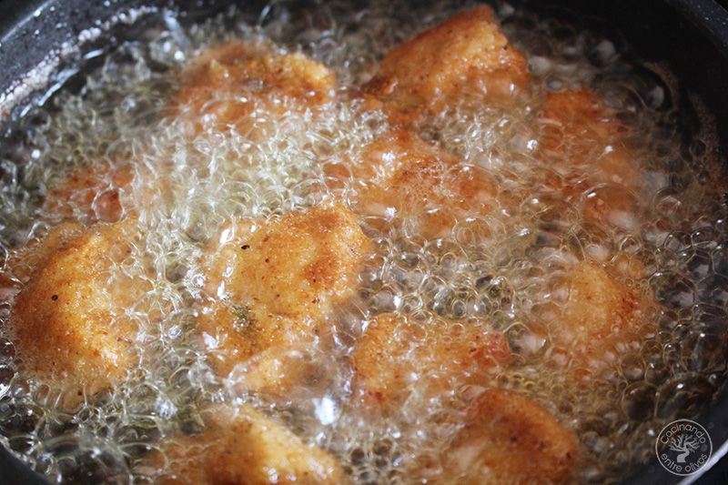Como hacer Pollo empanado www.cocinandoentreolivos.com (10)