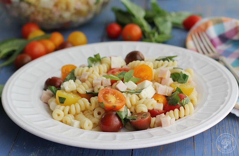 Ensalada de pasta receta www.cocinandoentreolivos.com (16)