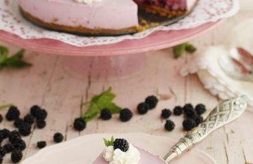 Tarta de moras y queso receta (2)