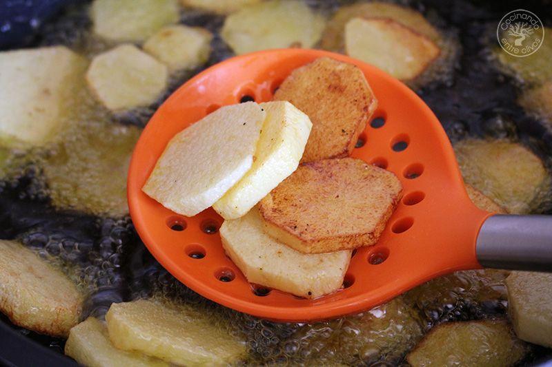 Arroz con patatas y pasas (4)