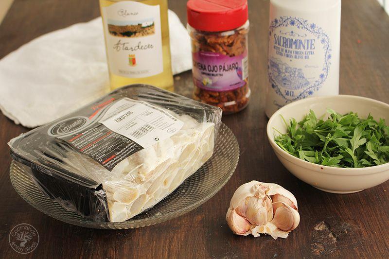 Cocochas de bacalao en salsa verde (11)
