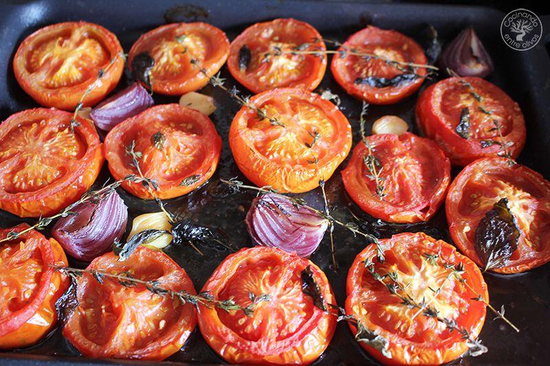 Crema de tomates asados (10)