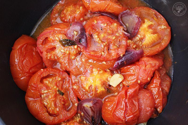 Crema de tomates asados (11)