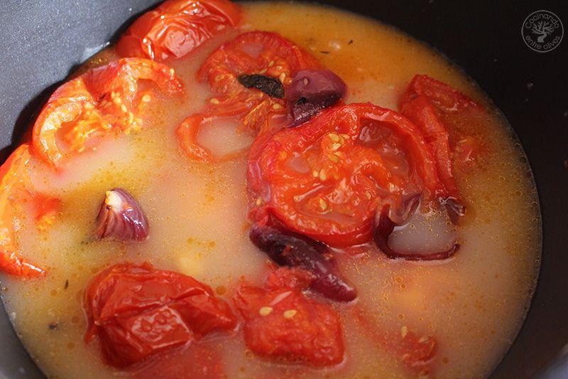 Crema de tomates asados (12)