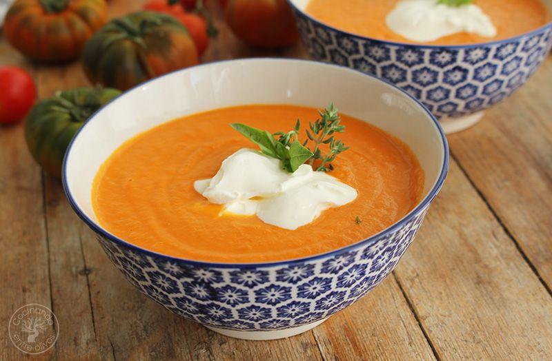Crema de tomates asados (18)