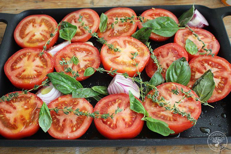 Crema de tomates asados (9)