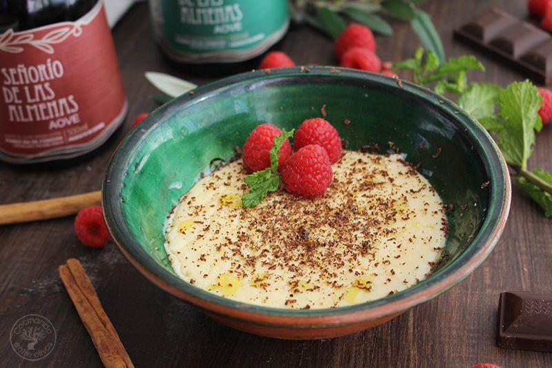 Natillas con aceite de oliva virgen extra (25)