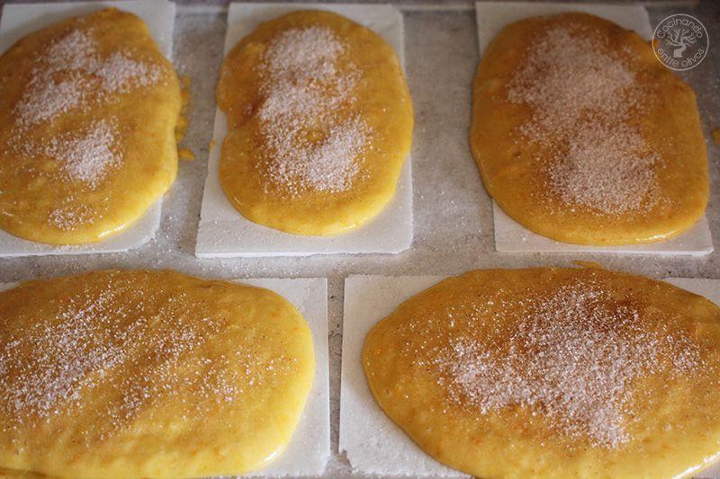 Tortas de calabaza (6)