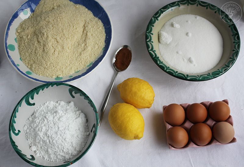 Almendrados de Albanchez de Magina receta (1)