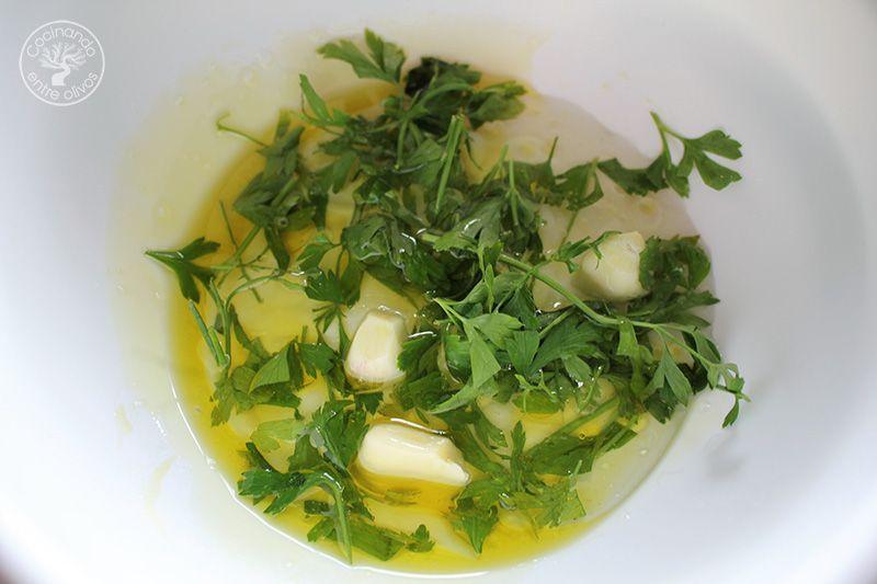 Como hacer gambones al horno (3)