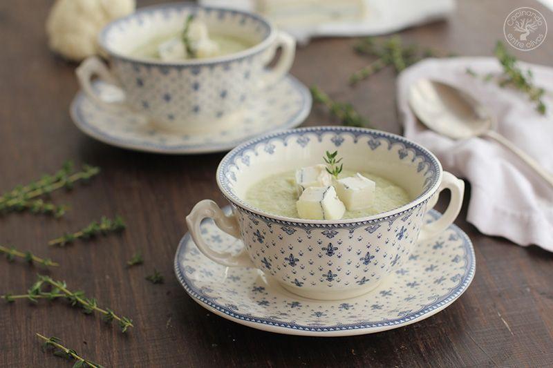 Crema de coliflor y queso (3)
