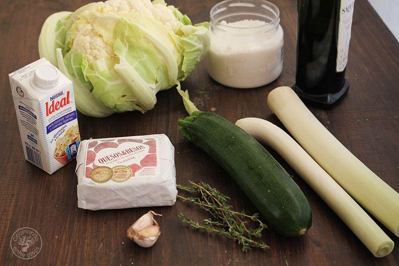 Crema de coliflor y queso (5)