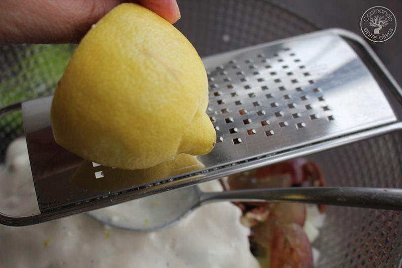 Ensalada Waldorf receta (3)