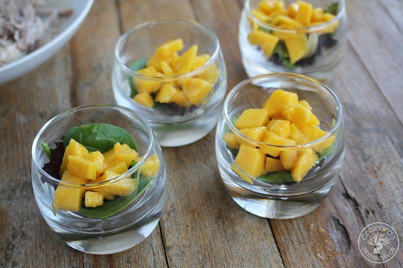 Ensalada de mango y perdiz en escabeche (10)