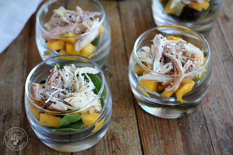 Ensalada de mango y perdiz en escabeche (12)