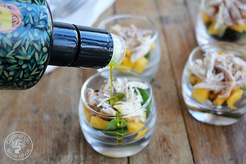 Ensalada de mango y perdiz en escabeche (13)
