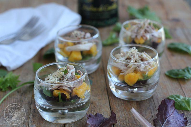 Ensalada de mango y perdiz en escabeche (4)