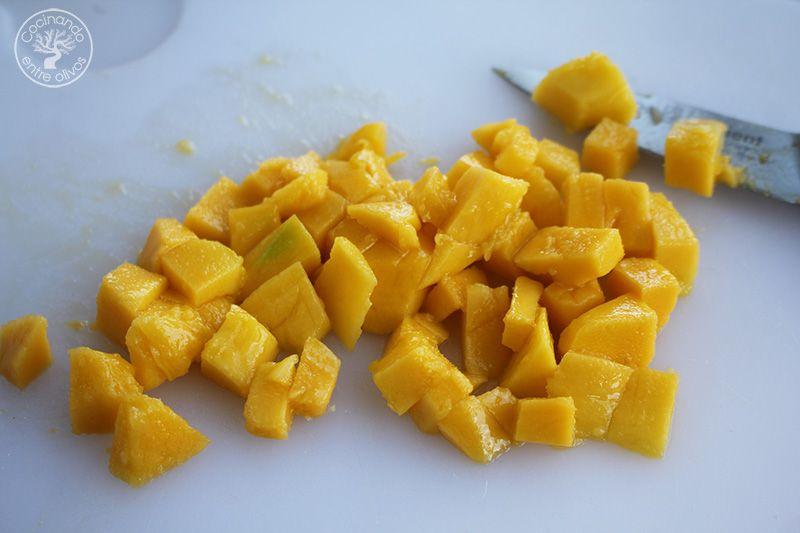 Ensalada de mango y perdiz en escabeche (8)