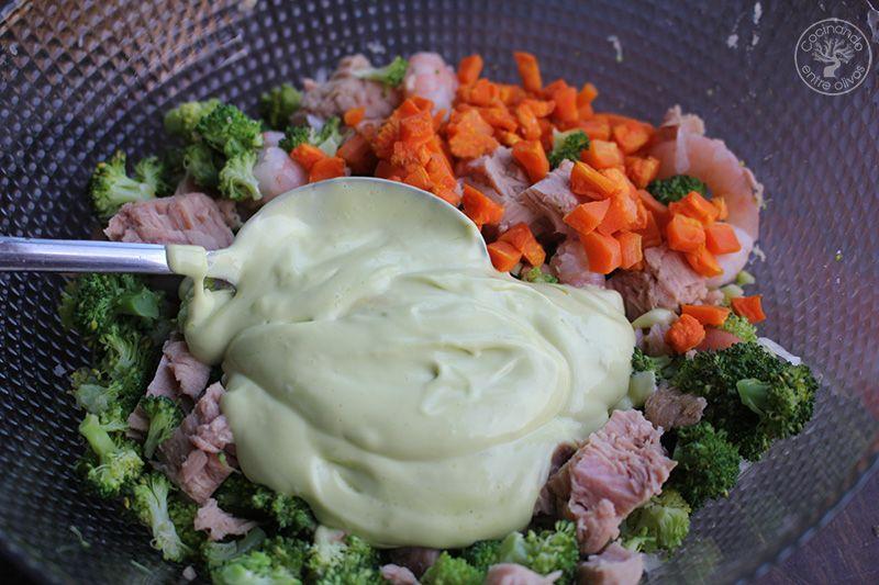Ensaladilla de brocoli y mayonesa de aove (19)
