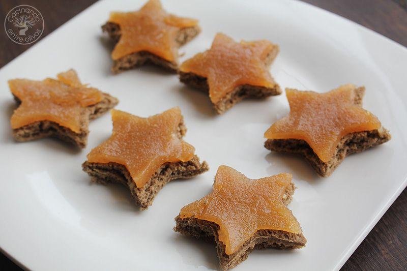 Estrellas de foie y membrillo (10)