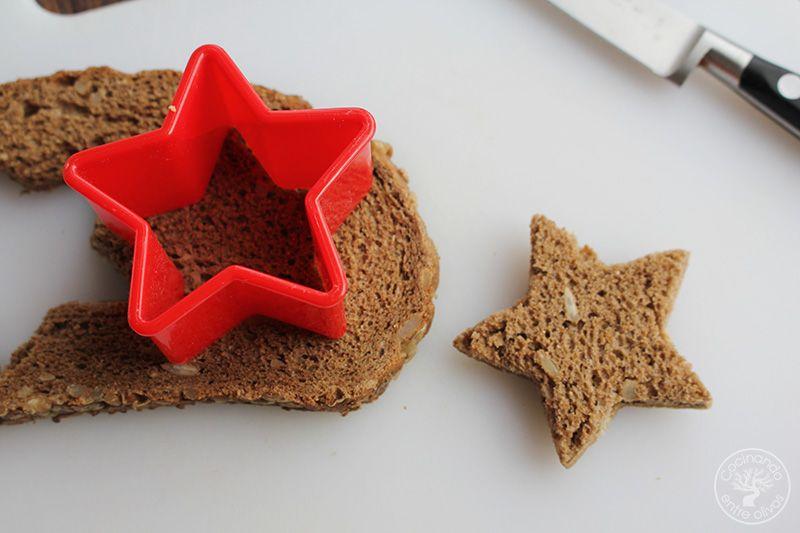 Estrellas de foie y membrillo (2)