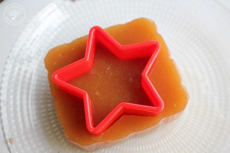 Estrellas de foie y membrillo (3)