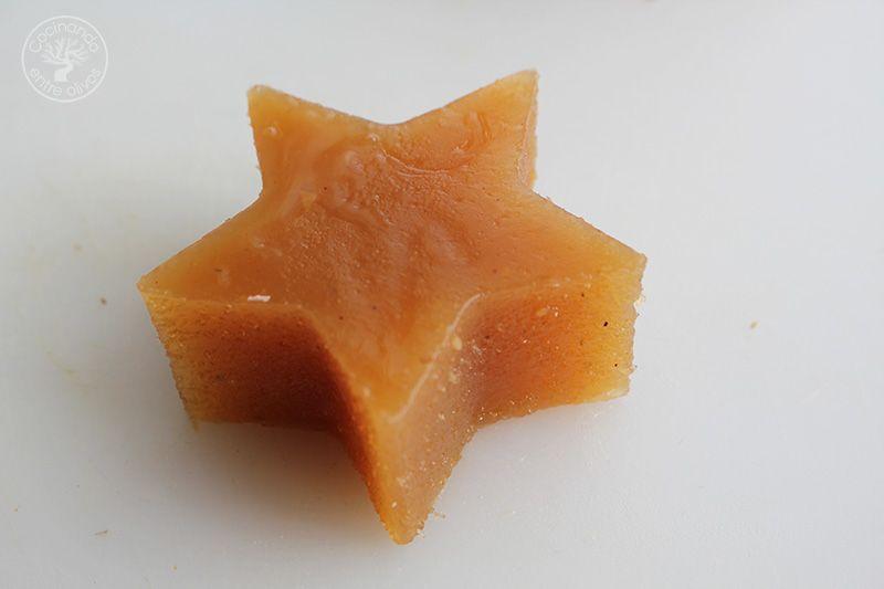 Estrellas de foie y membrillo (4)