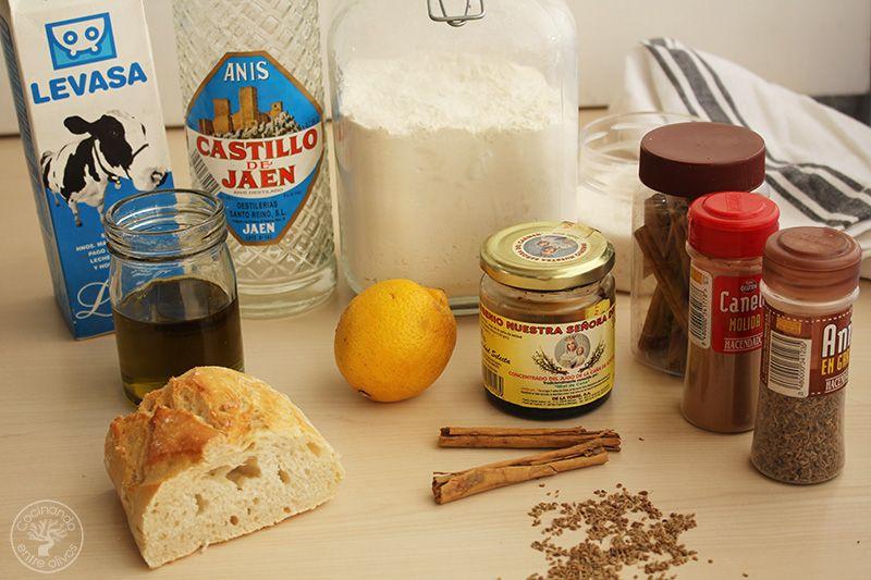 Gachas dulces receta Día de los Santos (4)