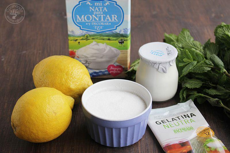 Pannacotta de limon, hierbabuena y frutos rojos (9)