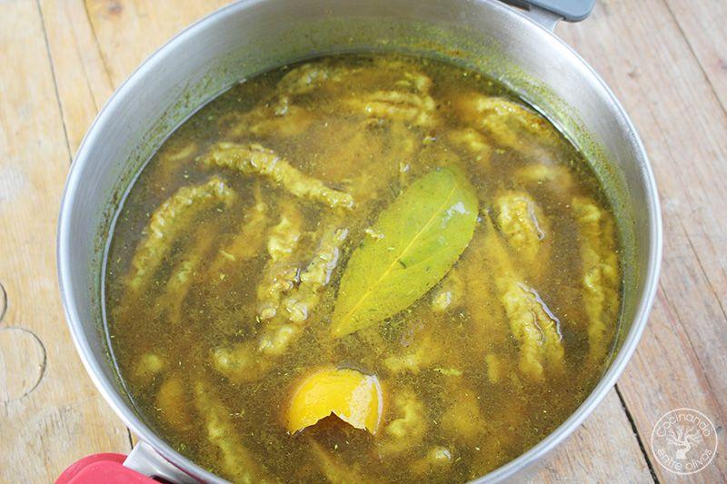 Sopa de boquerones en escabeche (35)