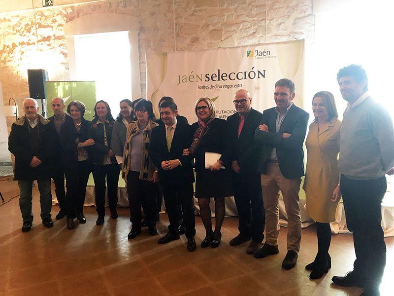 Jurado Aceites Jaén Selección 2019