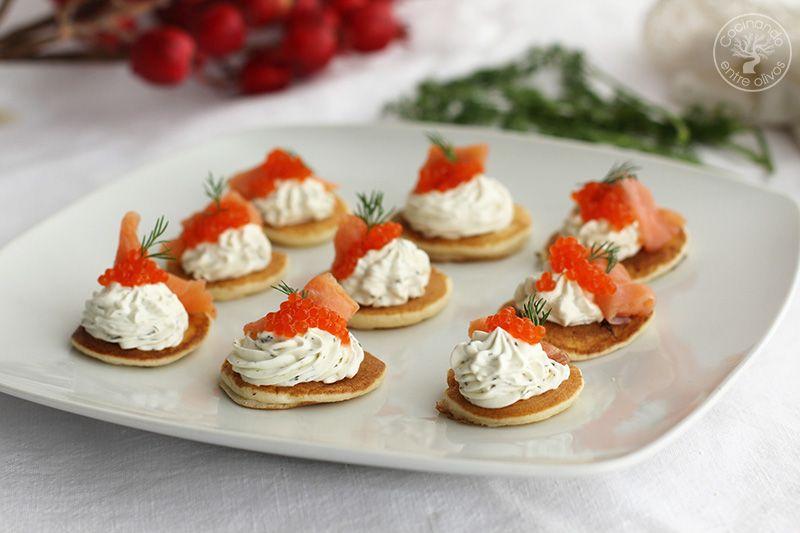 Blinis con salmon (2)