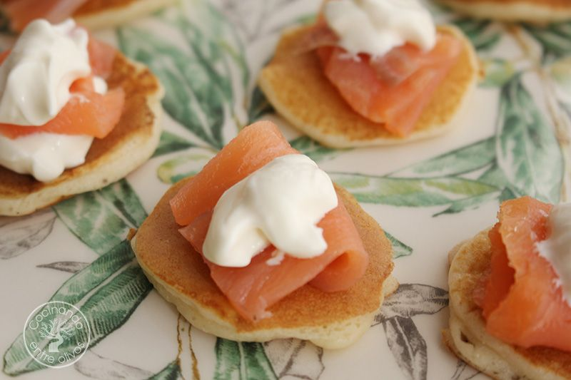 Blinis con salmon (6)