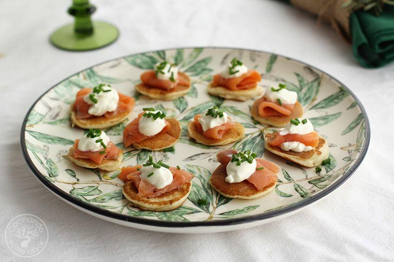 Blinis con salmon (7)