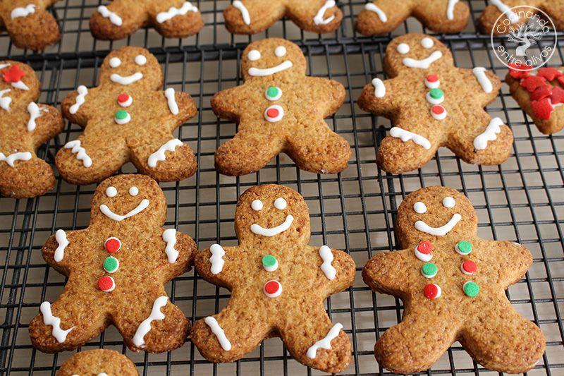 Como hacer galletas de jengibre para Navidad (17)