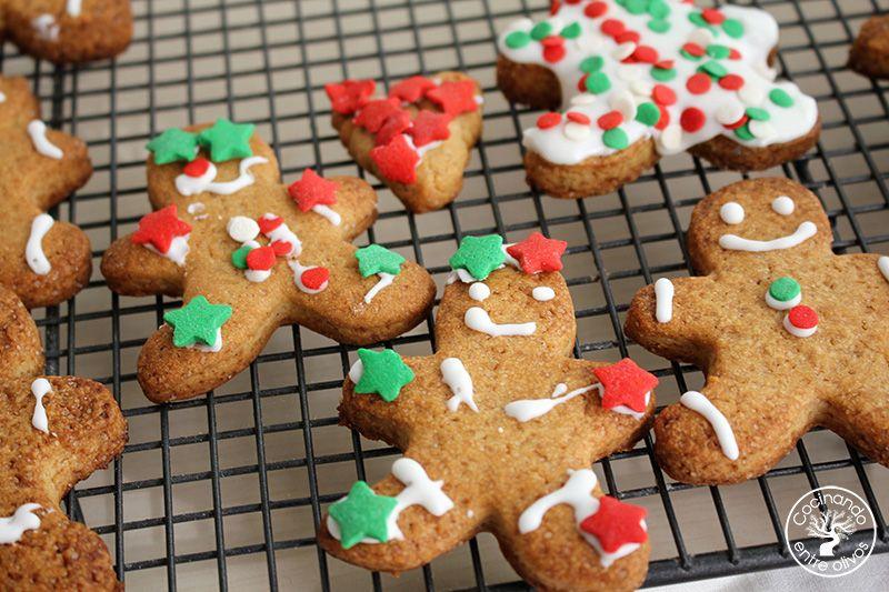 Como hacer galletas de jengibre para Navidad (18)