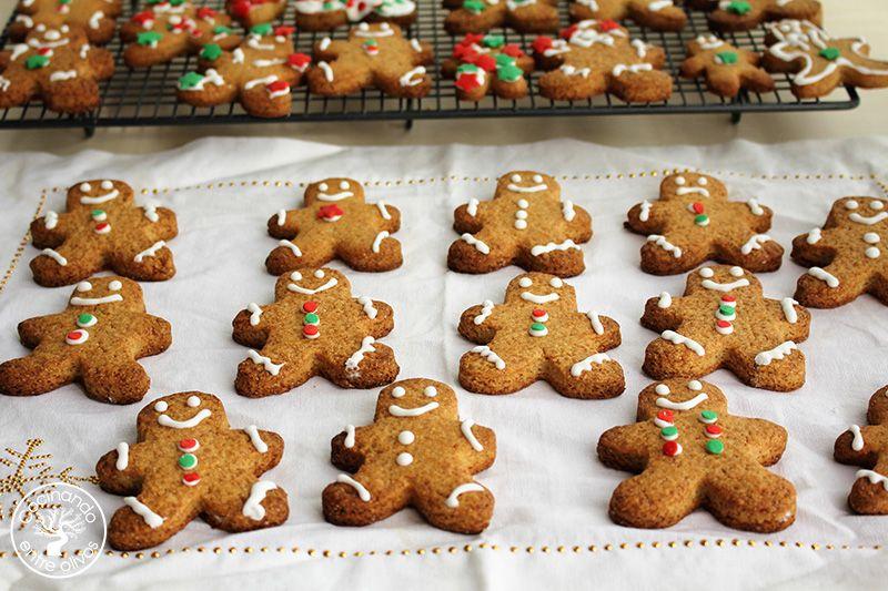 Como hacer galletas de jengibre para Navidad (19)