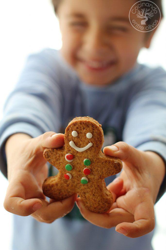 Como hacer galletas de jengibre para Navidad (21)