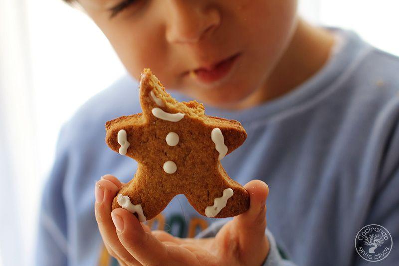 Como hacer galletas de jengibre para Navidad (22)