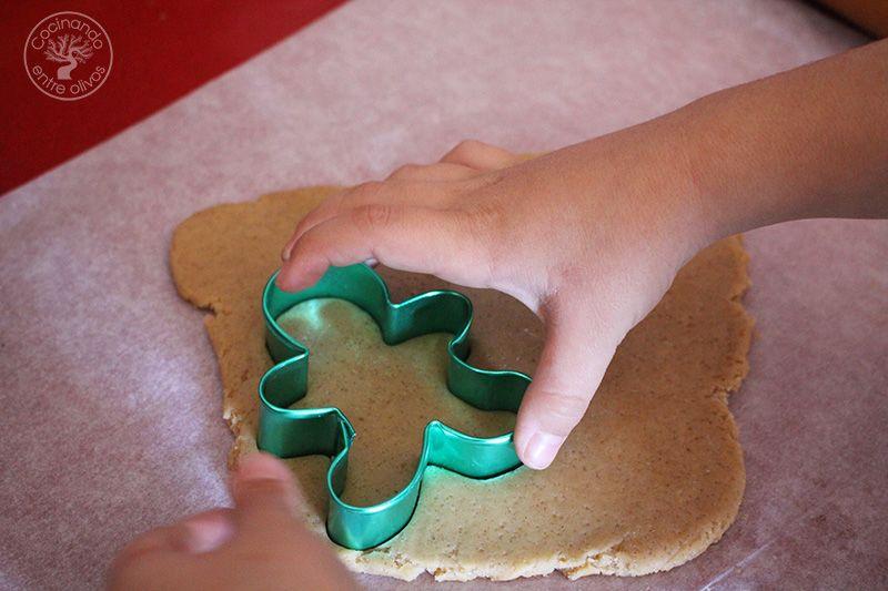 Como hacer galletas de jengibre para Navidad (9)