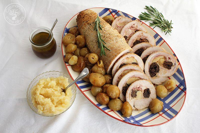 Lomo de cerdo relleno al horno (22)