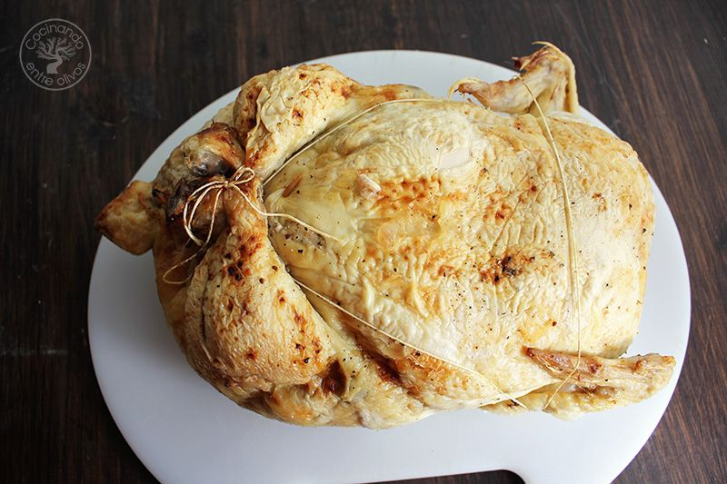 Pollo relleno al horno (13)